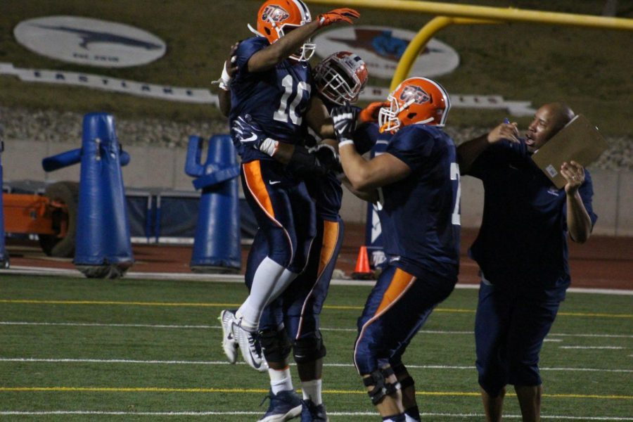 UTEP hosts first spring scrimmage at SAC