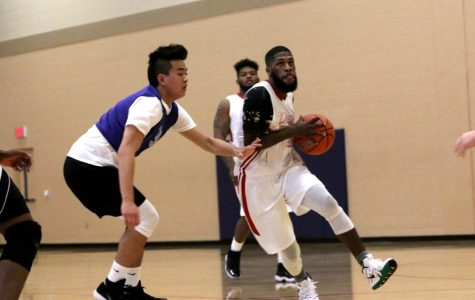 Basketball intramural opens opportunity for students