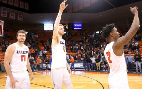 Basketball seniors bid farewell to UTEP