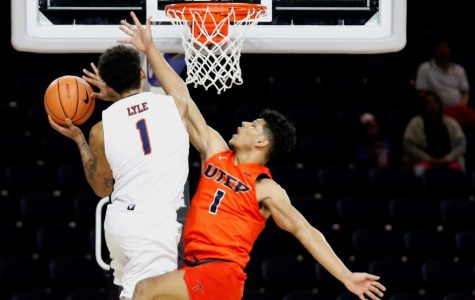 Miners see their season crumble to an end in first-round loss to UTSA