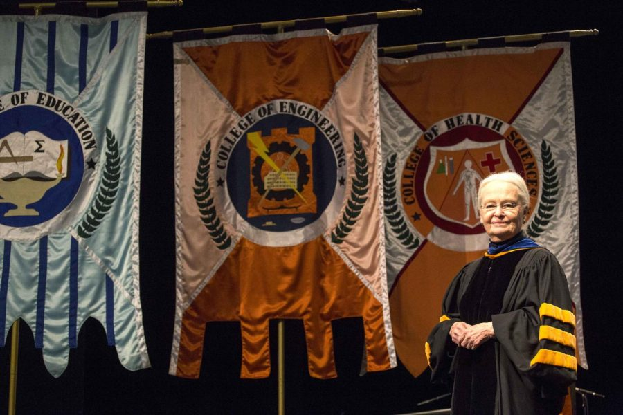 President Diana Natalicio reflects on the last 30 years leading UTEP