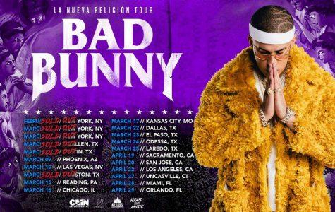 "Bad Bunny Returns to the Sun City for ""La Nueva Religion Tour"""