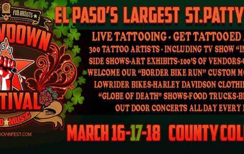 Tattoo Showdown heads to  EL Paso County Coliseum