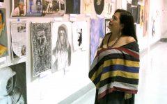 Betsabeé Romero prepares for 'Tu huella es el camino' mixed-media exhibit