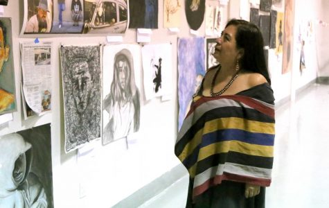 Betsabeé Romero prepares for 'Tu huella es el camino' mixed-media exhibit