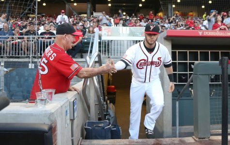 The Chihuahuas return home on Tuesday night to begin a 9-game homestand.