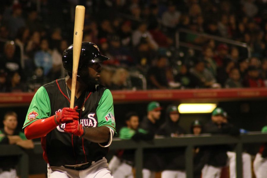 Chihuahuas fall to Vegas in game one