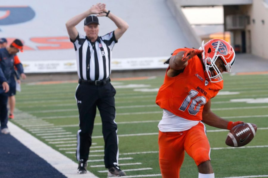 Miners preview team with new offense in annual spring game