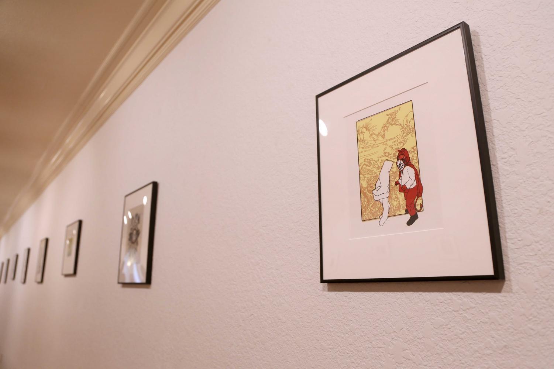Manuel+Guerra%27s+print+the+second+Horned+Toad+Print+Exhibit+on+Thursday.+March+22+at+la+Galeria+de+la+Mision+De+Senacu.++