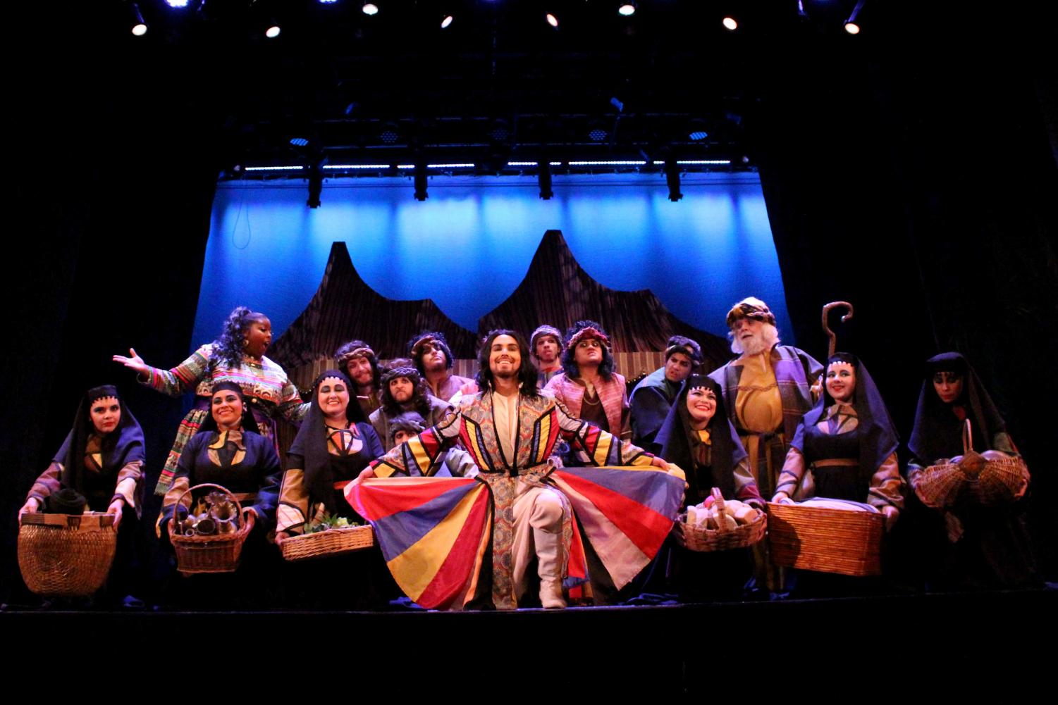 """The UTEP Dinner Theatre will celebrate its 35th anniversary by putting on stage a new version of Tim Rice's classic """" Joseph and the Amazing Technicolor Dreamcoat"""" on April 20."""