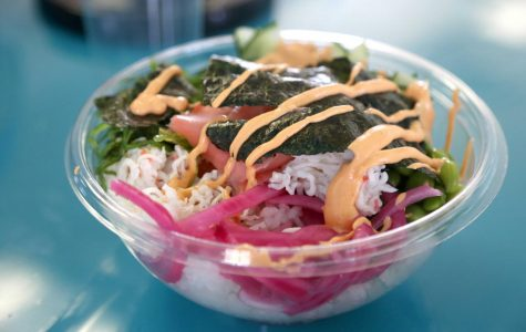 Poke³: A healthier option for college students near campus
