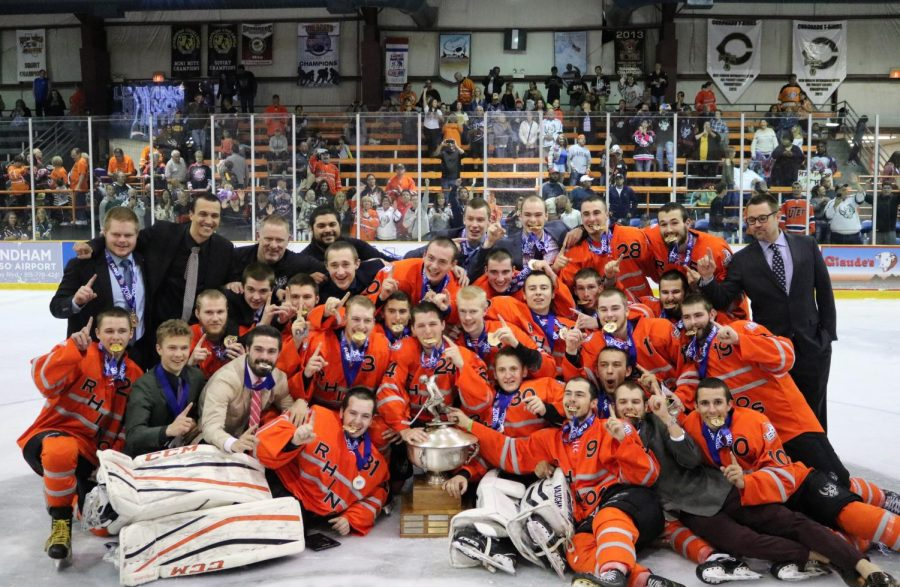 The Rhinos won their third Thorne Cup in franchise history on Sunday.