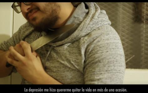 Viviendo con depresión (Living with depression)—Cortometraje