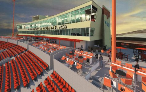 The GECU Terrace will feature club seats, loge boxes, a cantina and concessions, social spaces and restrooms. The renovations include the addition of walkways, which will allow for crowd flow.