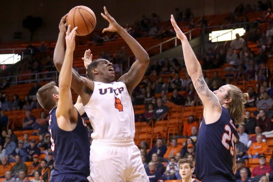 Tirus Smith's career-high at UTEP was a 17 point performance against Howard on Dec. 21.