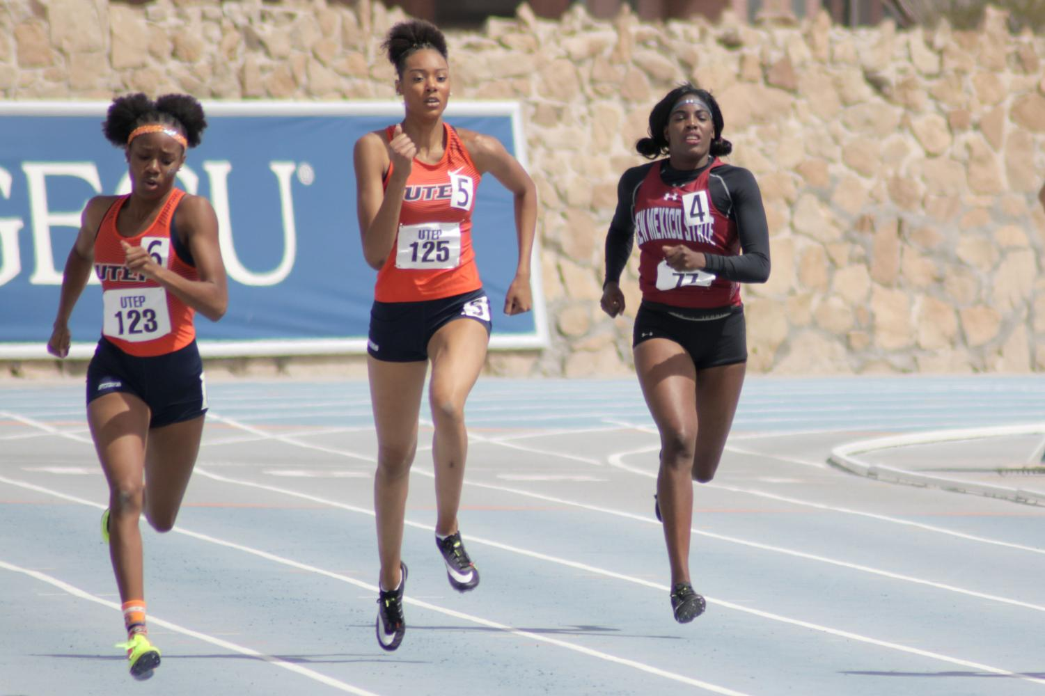 UTEP women's track hopes to repeat last year's title win in this year's C-USA championships.