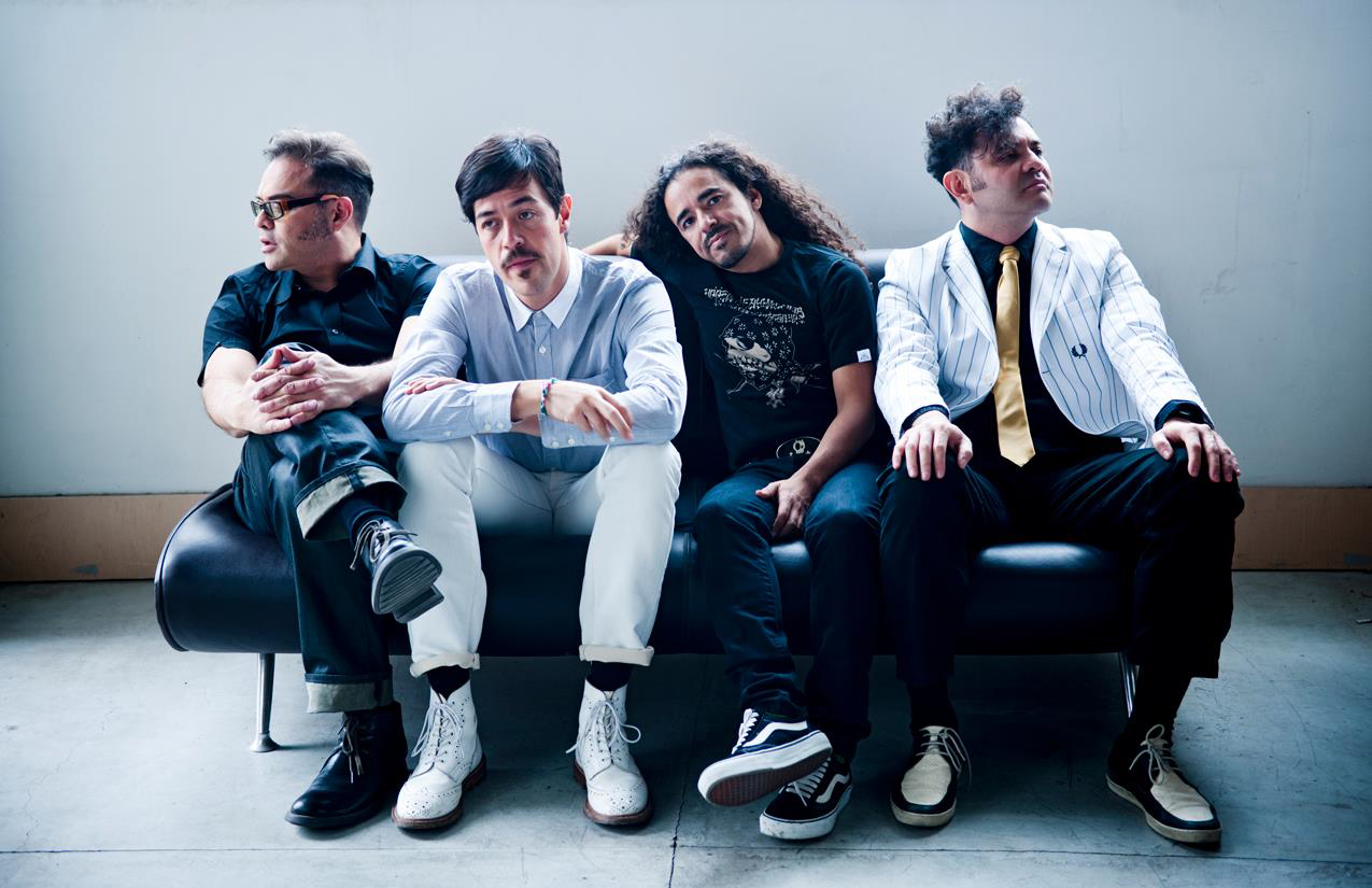 Café Tacvba will perform at Neon Desert Music Festival this May.