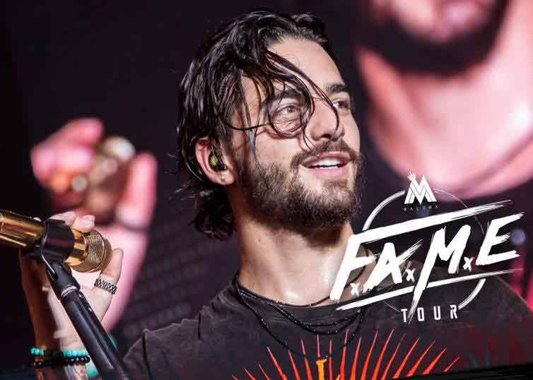 Latin sensation Maluma is set to return to El Paso