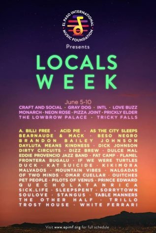 EPIMF debuts first official local music showcase week