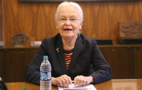 UTEP students, faculty and community members react to President Natalicio's retirement