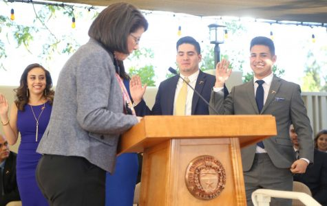 New SGA officers sworn in