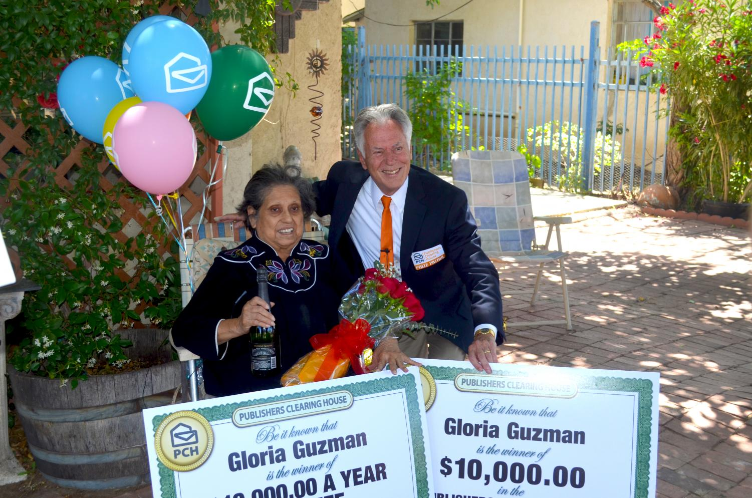 Las Cruces resident wins big in sweepstakes – The Prospector