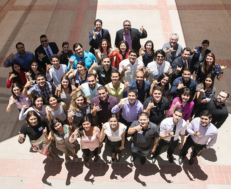 Students+from+the+University+of+Guadalajara+%28UdeG%29+are+collaborating+with+UTEP+students+through+the+U.S.%E2%80%93Mexico+Study+Abroad+Program+on+Smart+Cities.+Photo+courtesy+of+University+Communications
