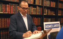 UTEP alumnus releases book on Mexican-American migration with 'Homelands'