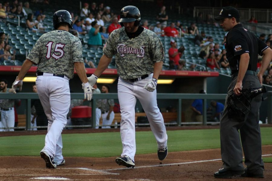 Chihuahuas+win+seventh+straight+against+Grizzlies