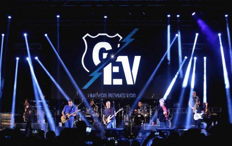 Enanitos Verdes & Hombres G comparten el escenario para la gira Huevos Revueltos el sábado 9 de junio en el Don Haskins Center.