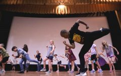 Disney's 'The Lion King' cast members teach local children how to stay healthy