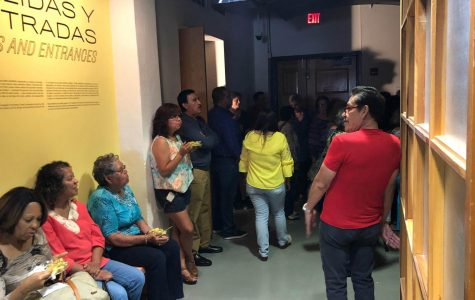 Salidas Y Entradas: Exists and Entrances Exhibition opens at the Rubin Center