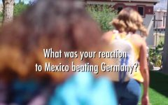 What was your reaction to Mexico beating Germany?