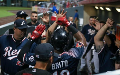 Reno hands El Paso first series sweep of the season