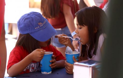 Despite the hot weather, hundreds attended the third annual Ice Cream Fest held at the El Paso Convention Center on Sunday, June 1.