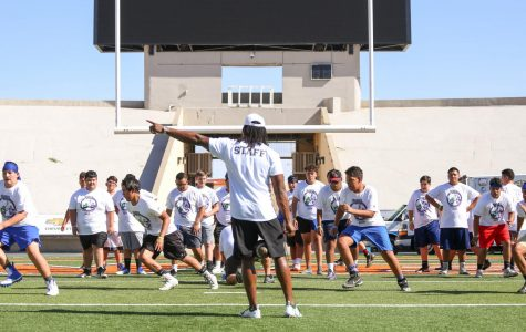 Jones Brothers youth football camp dazzles in second year