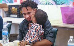 Immigrant parents are reunited with their children