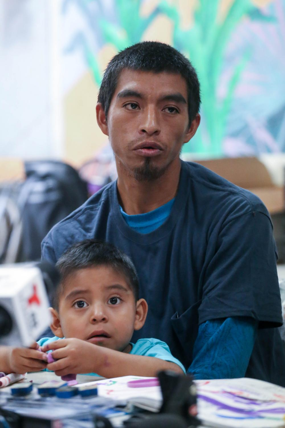 Pablo+speaks+about+how+he+felt+while+being+separated+from+is+son+for+three+months.+