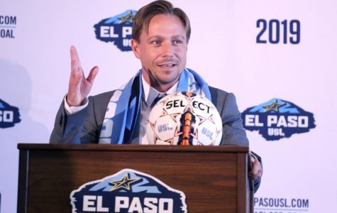 El Paso USL names Mark Lowry as head coach