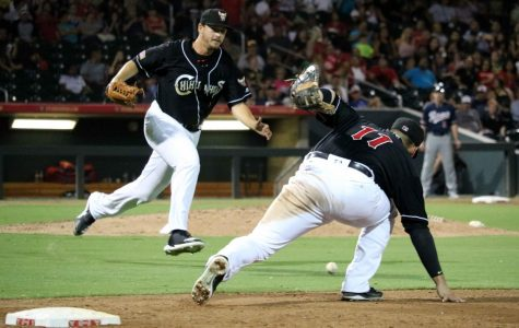 Chihuahuas fall in first game against Reno