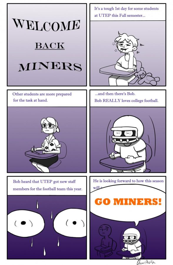 Cartoon of the week: Welcome back Miners