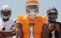 UTEP football flashes new uniforms in wake of the season