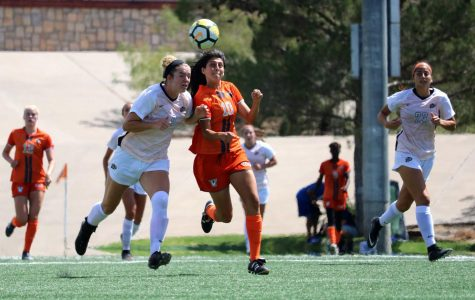 Miners soccer squad falls to UTGRV in opening weekend