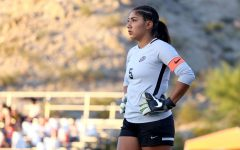UTEP goalie to stand alone in the record books