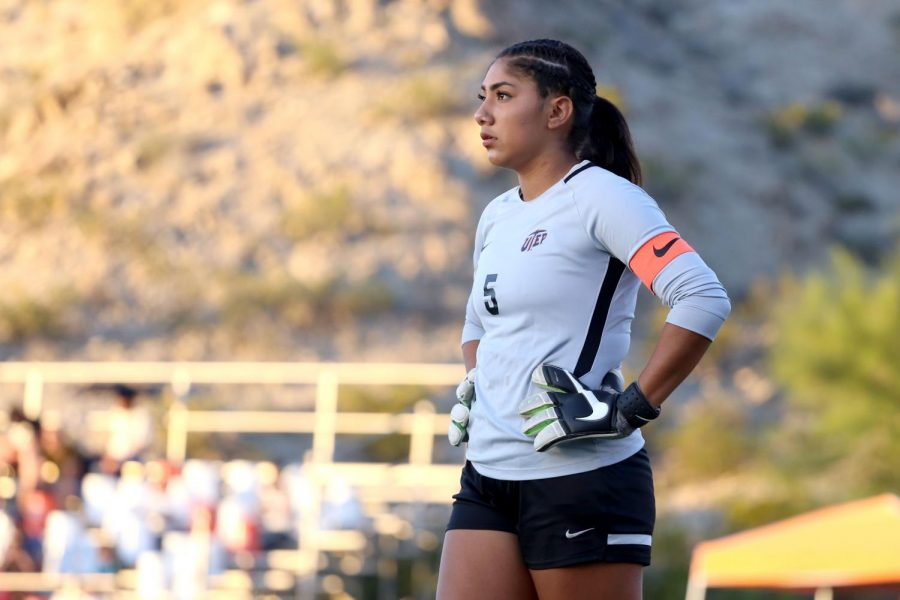 UTEP+goalie+to+stand+alone+in+the+record+books