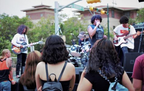 Never Forget Block Party showcases local talent on opening night
