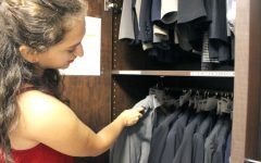 Career Center offering services for students to dress to impress