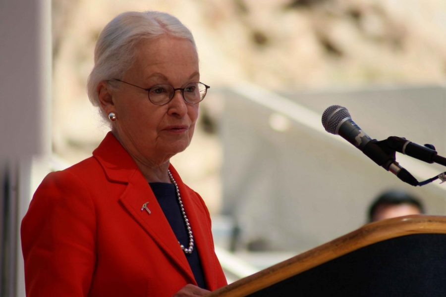 Dr.+Diana+Natalicio%2C+president+of+UTEP%2C+said+a+few+words+about+the+relationship+between+UTEP+and+Mexico.