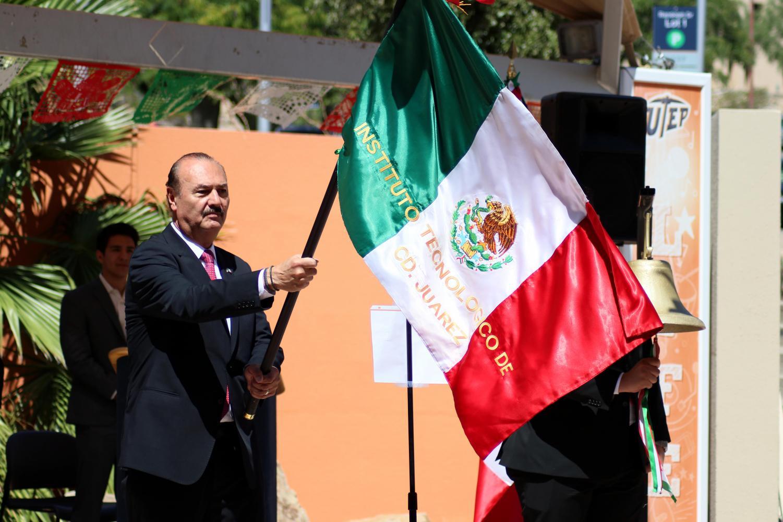 """UTEP celebrates annual """"El Grito"""" ceremony – The Prospector"""