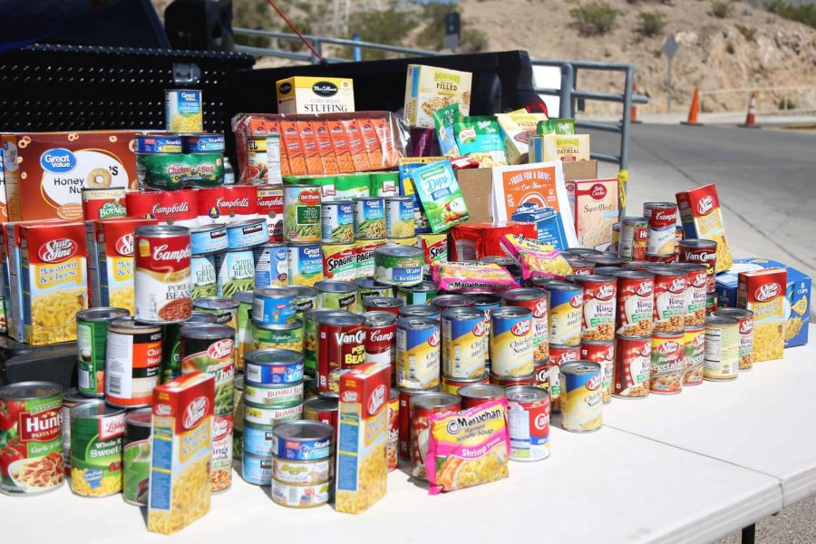 Utep Food Pantry Is Now Open For All The Prospector